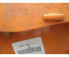 Дефлектор воздушный левый man 81624100089