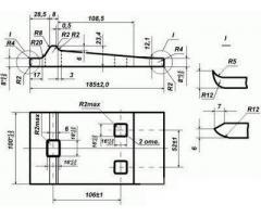 Подкладка Д24 ГОСТ 8142-89 на складе.